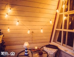 Winston-Salem Rental Home with a Retro Style Balcony