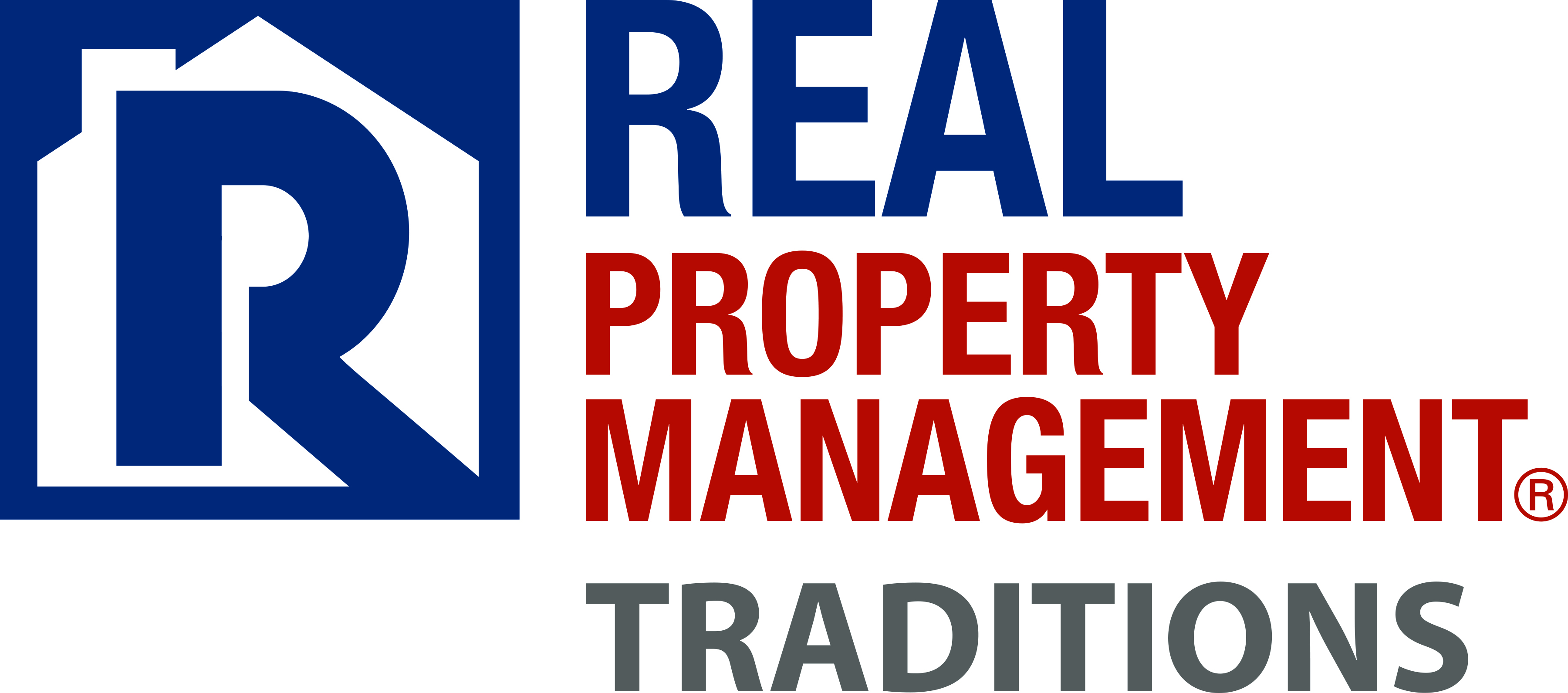 >Real Property Management Traditions