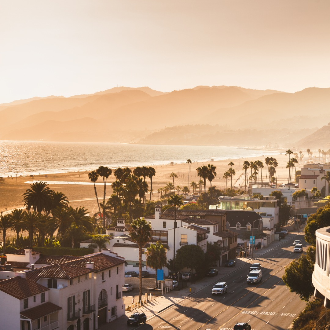 Monochrome California