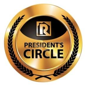 Real Property Managment CHicago Group Presidents circle award