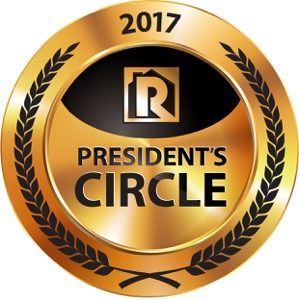 Presidents Circle GOLD Award - RPM Enterprises