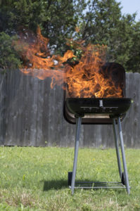 Summer Fire Safety Precautions