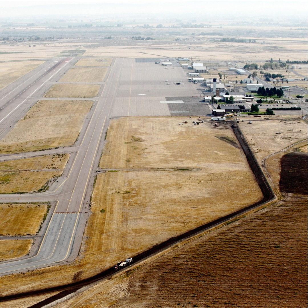 Airport in Pocatello, Idaho