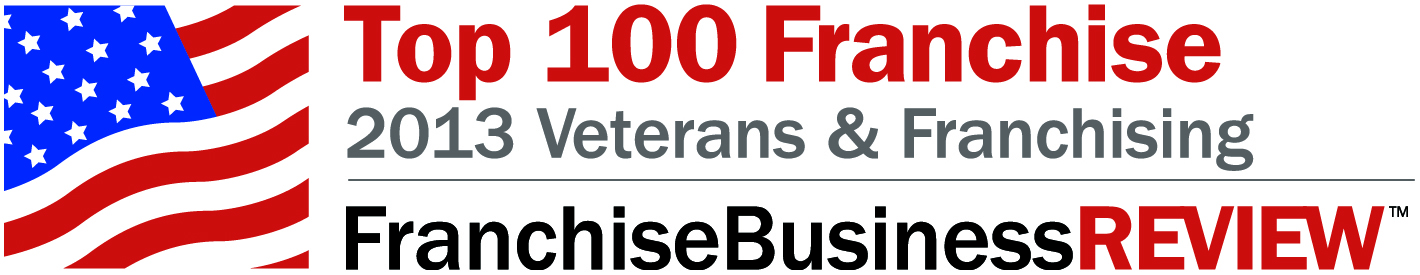 Top 100 Franchise - 2013 Veterans & Franchising