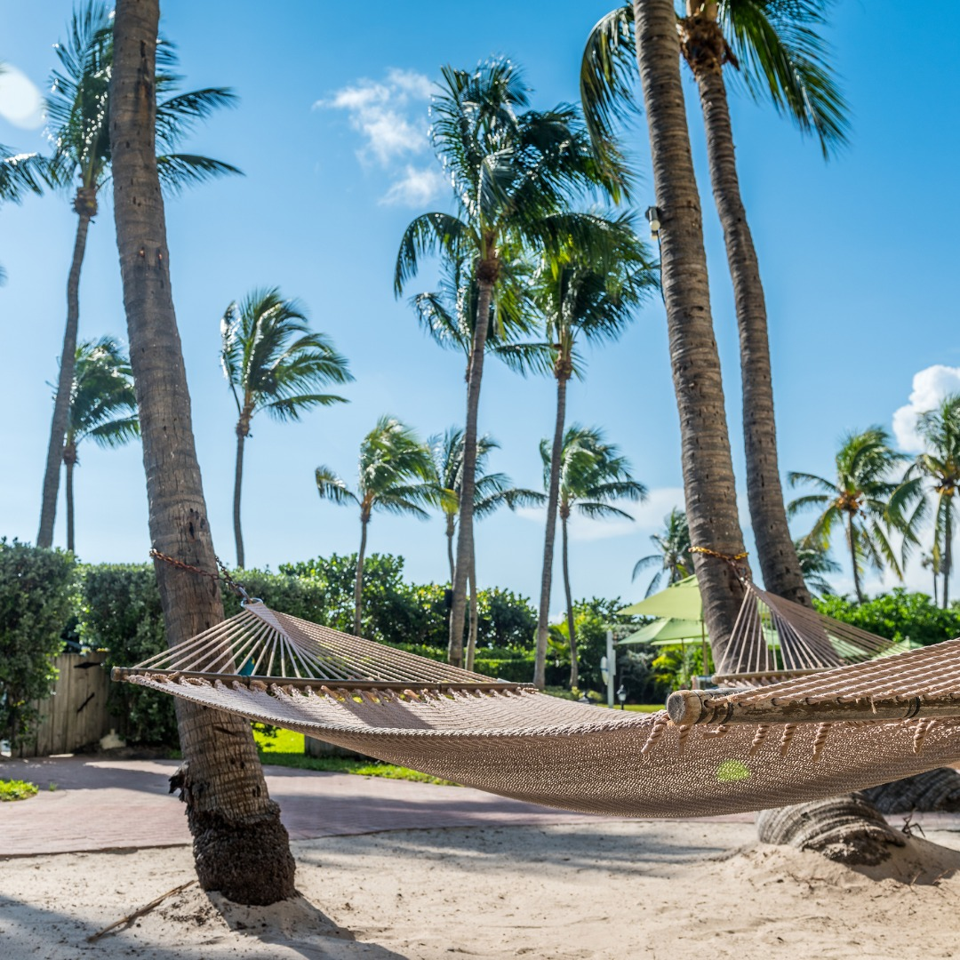 Lounging Beachside at Your Palm Bay Property