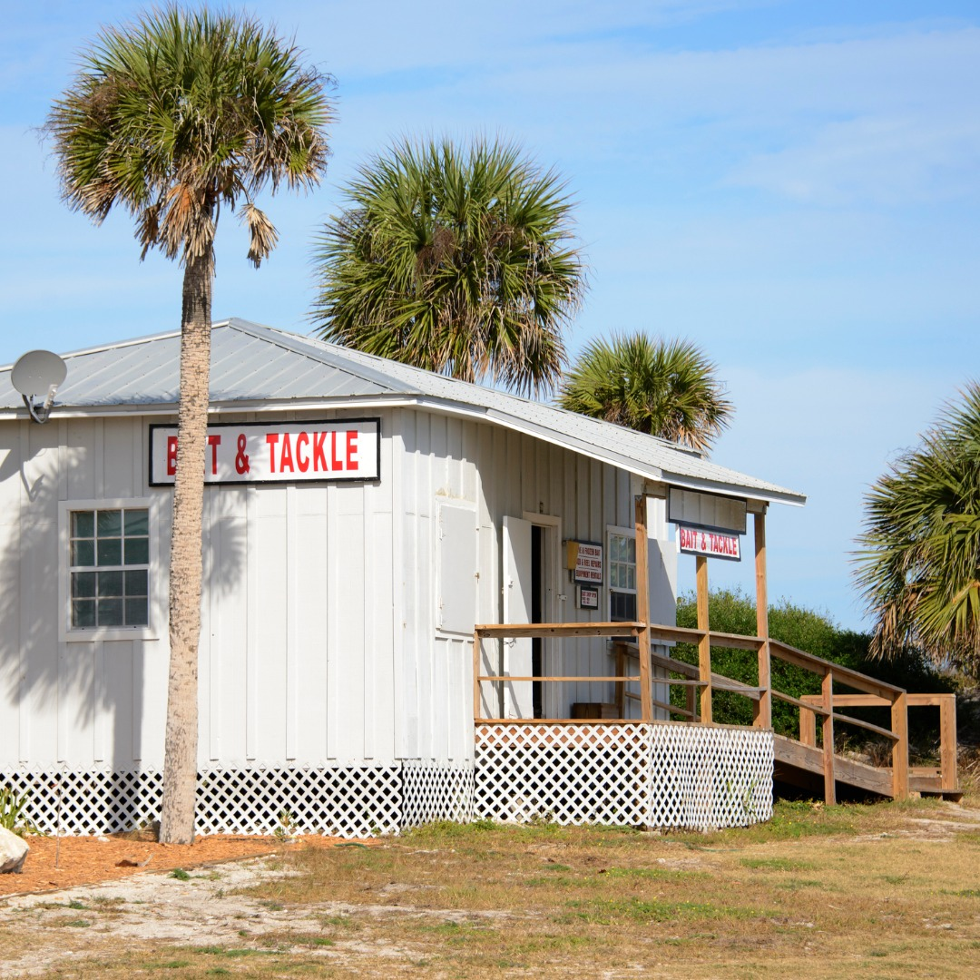 Bait and Tackle Shop in Satellite Beach FL