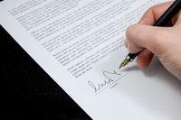 document-agreement