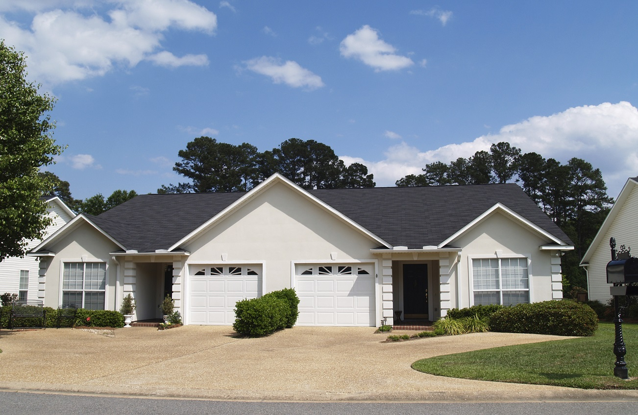 A Beautiful Single Level Home with Reasonable Accommodations for a Disabled Resident in Denham