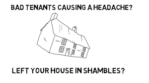 Image result for bad tenants