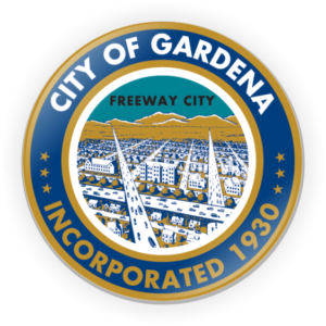 city seal of gardena california