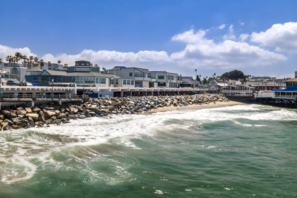 Redondo beach Waterfront
