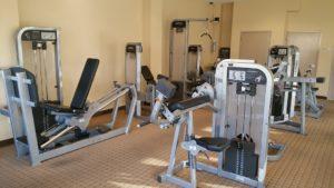 Keola Lai Fitness Room