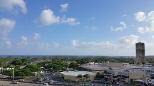 Kahala Towers Views