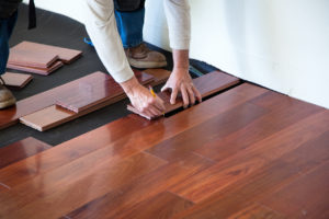 Installing Hardwood Floors in Your East Haven Rental Property
