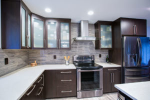 Salt Lake City Rental Property with Beautiful, Newly Upgraded Kitchen Cabinets