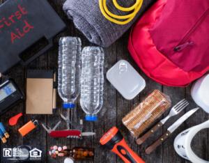 72-Hour Kit Supplies
