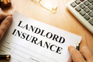 Eden Landlord Insurance Paperwork