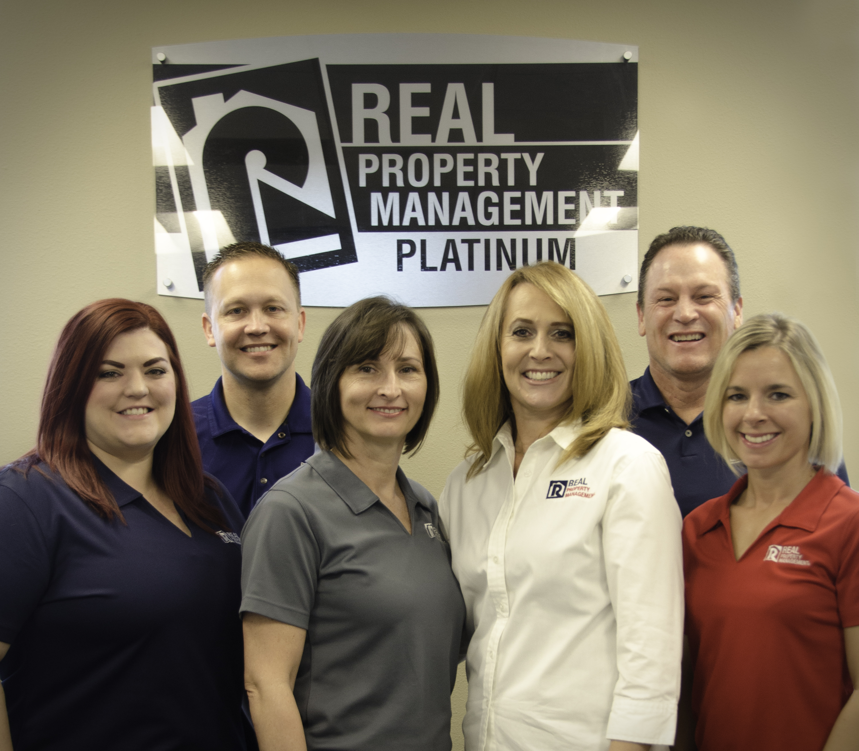 The Real Property Management Platinum Staff