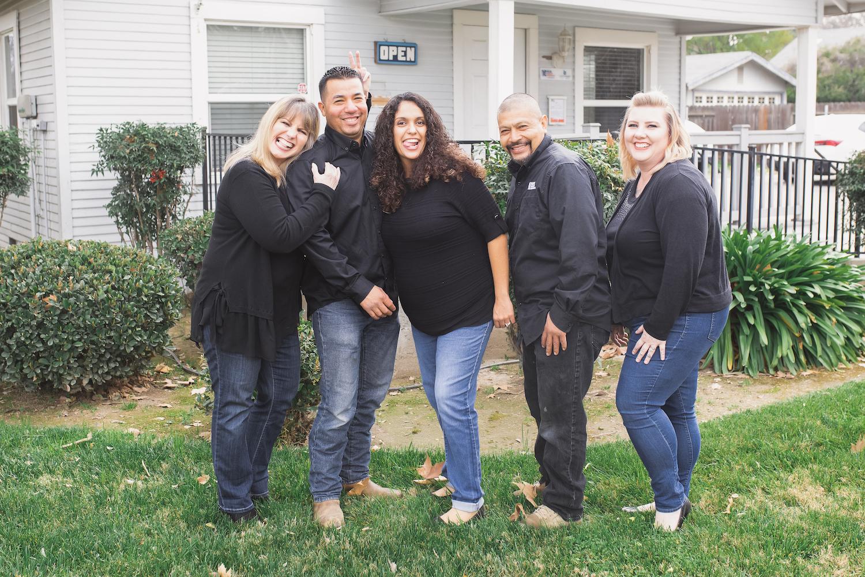 porterville property management team