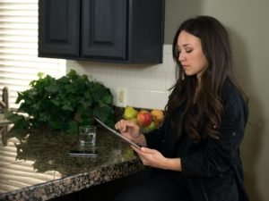 Realevate Specialists Property Manager Going Over Her Daily To-Do List