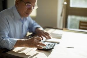 Temecula rental investor calculating funds