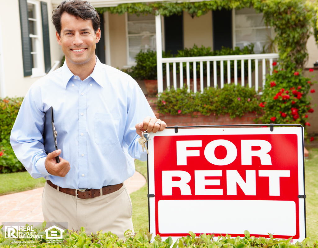 Santee Landlord in Front of a Short-Term Rental