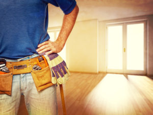 Man with ToolBelt. Top 5 Property Management Mistakes to Avoid