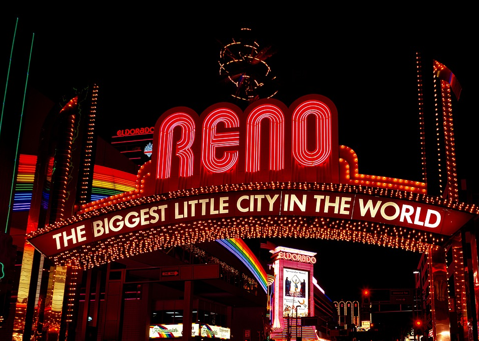 Reno is Known as The Biggest Little City in the World