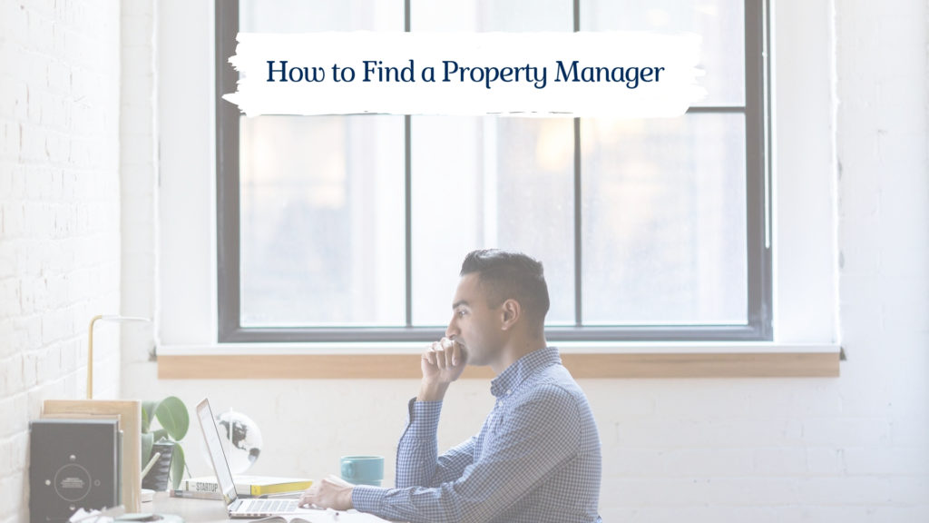 How to Find a Property Manager for Your Tampa Rental Property