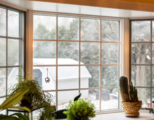 Spring Rental Property with Beautiful Clean Windows