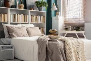 Small Bedroom Interior in a Kingman Rental Home