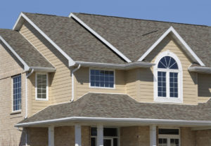 Battle Lake Rental Property with Clean Gutters and Downspouts
