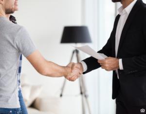 Washington Township Couple Meeting With Landlord