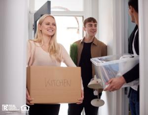 Washington Township Roommates Moving Into Home
