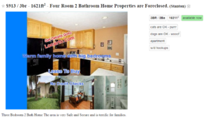 Be Wary of Fraudulent Craigslist Rental Ads | Real Property