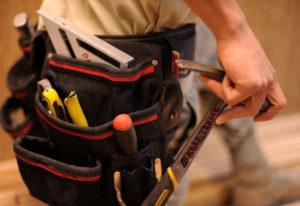 maintenance tool belt
