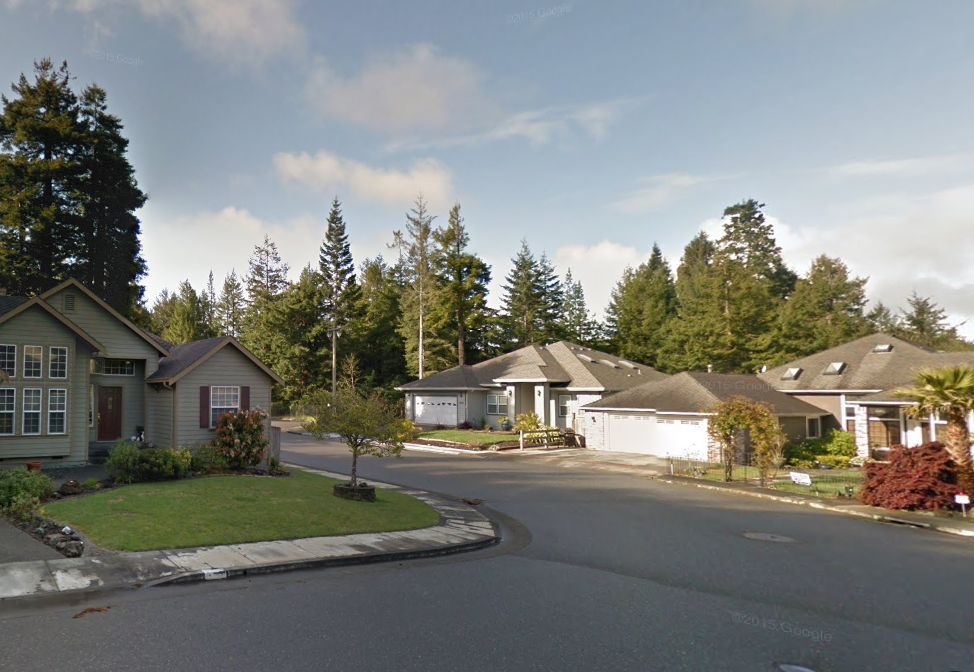 Nice Little Neighborhood in Cutten CA