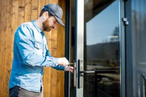 Tenant Changing Locks on Their Eureka Rental Property