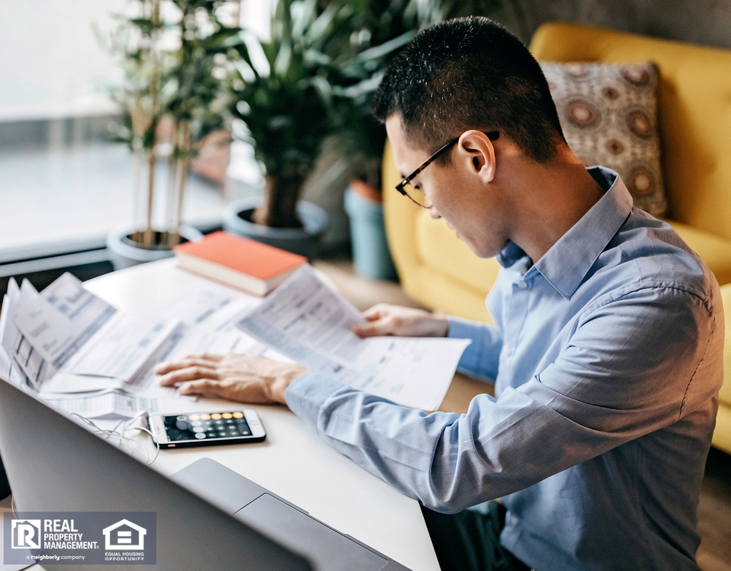 West Lake Hills Real Estate Investor Calculating the Costs of a Recent Acquisition