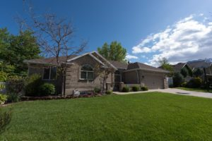 Duchesne Rental Property with Great Curbside Appeal