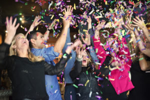 Brentwood Tenant's Hosting a New Year's Eve Party