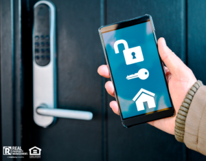 Cedar Park Home Security System with Smartphone Capabilities