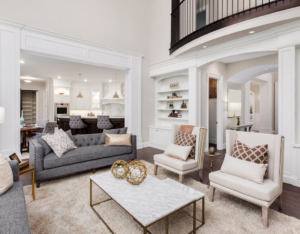 Deer Park Rental Property with a Beautifully Designed Living Room