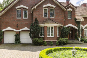 Two Garage Brick House in Council Bluffs