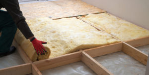 Eco-Friendly Insulation in a Boonville Rental Home