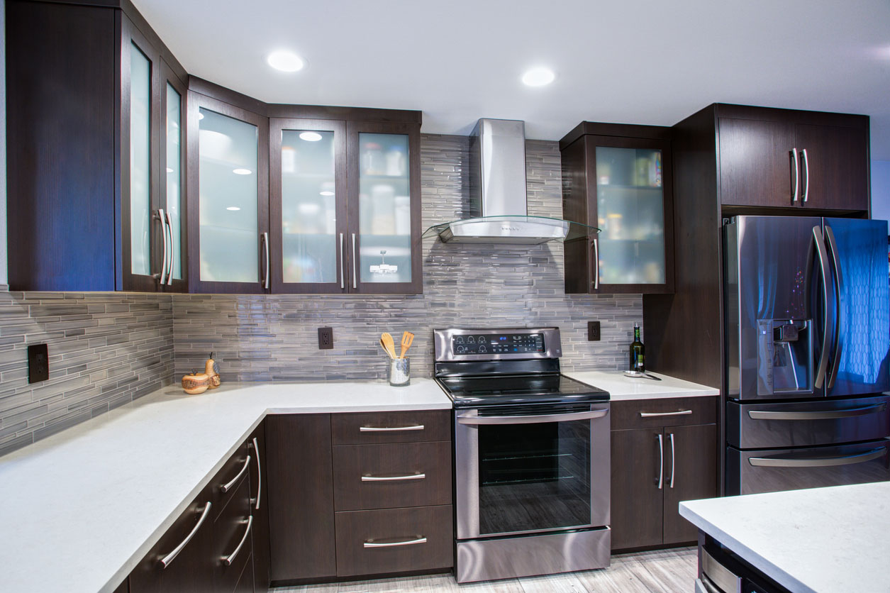 Miami-Dade County Rental Property with Beautiful, Newly Upgraded Kitchen Cabinets