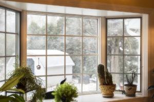 Farmington Hills Rental Property with Beautiful Storm Windows Installed