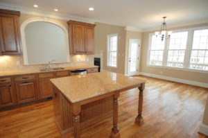 Washington Corridor Rental Property with an Upgraded Kitchen