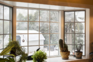 Houston Heights Rental Property with Beautiful Storm Windows Installed