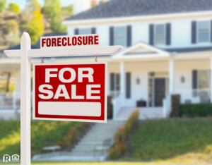 Timbergrove Home Listed as a Foreclosure Sale